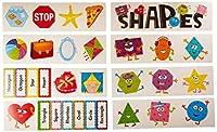 Creative Teaching Press CTP6962 Shapes Mini Bb Set