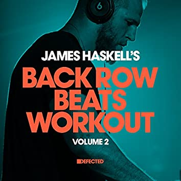 James Haskell's Back Row Beats Workout, Vol. 2 (Mixed)