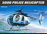 ヒューズ 500D ポリスヘリコプター