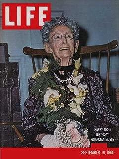 Life Magazine - September 19, 1960