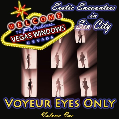 Voyeur Eyes Only audiobook cover art