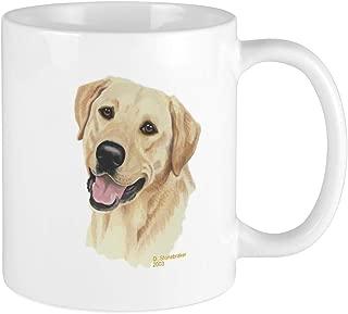 CafePress Yellow Labrador Retriever Mug Unique Coffee Mug, Coffee Cup