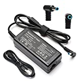 65W Adapter 710412-001 Charger for HP Pavilion 15 17 Series Notebook Charger 15-N000 15-N010US 15-N020US 15-F009WM 15-F023WM 15-F039WM 17-e107nr 17-e109nr 17-e108nr PPP009A Power Supply Cord