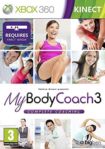 Bigben Interactive - MY BODY COACH 3FITNESS YOGA NUTRITION KINNECT