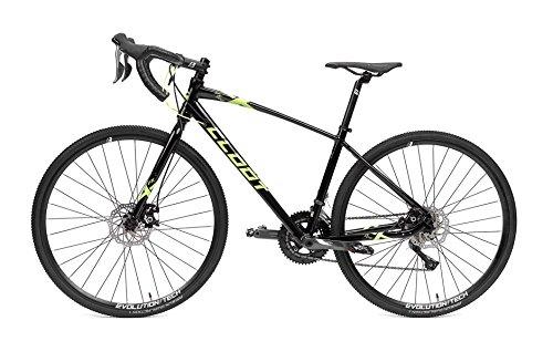 CLOOT Bicicletas Gravel-Bicicleta Gravel FX700 (S): Amazon.es ...