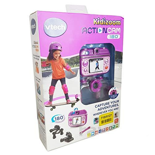 Brand New VTech KidiZoom Action Cam 180 - Pink Christmas Gif