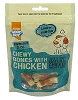 Good Boy Chewy Mini Bones with Chicken 80g 80g Good Boy Quantity: 1