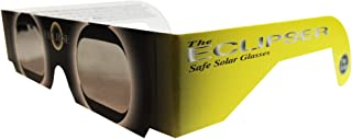 Eclipser Glasses - Safe Solar Eclipse Glasses - Pack of 5
