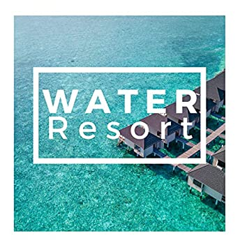 Water Resort: Holiday Hotel Spa Sounds with Sea, River, Waterfall