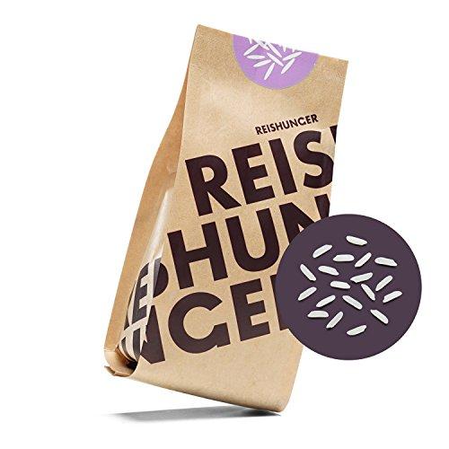 Reishunger Bio Jasmin Reis, Thailand, 3er Pack (3 x 600 g) - Sorte: Thai Hom Mali - erhältlich in 200 g bis 9 kg
