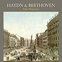 ハイドン:ピアノ・ソナタ第59番、アンダンテと変奏、アダージョ、ベートーヴェン:ピアノ・ソナタ第3番 イリーナ・メジューエワ