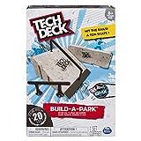 TECH DECK - Build-A-Park – Kicker Rail, Flatbar, and...