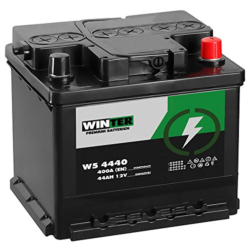 Winter Premium Autobatterie 12V 44Ah statt 42Ah 45Ah 47Ah