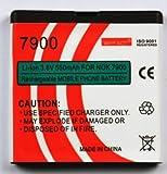 Batteria per Nokia 7900 Prism-6500 Classic Lion 550mAh (Tipo BL-6P - BP-6P)