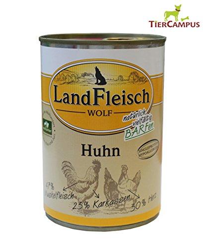 LandFleisch | Wolf Huhn | 12 x 400 g