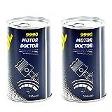 2 x anti desgaste MANNOL aceite aditivo 9990 300 ml