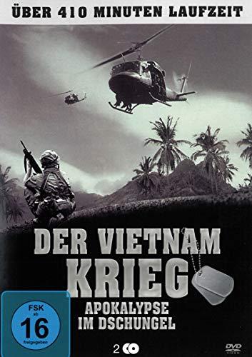 Der Vietnam Krieg - Apokalypse im Dschungel [2 DVDs]