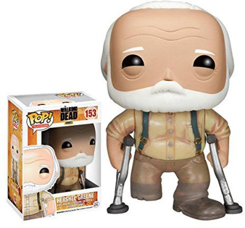 Funko 4243 Actionfigur The Walking Dead: Hershel, Multi