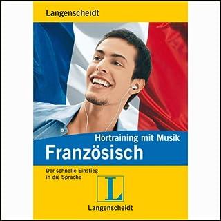 Langenscheidt Hörtraining mit Musik Französisch Titelbild