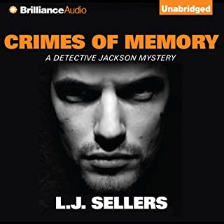 Crimes of Memory audiobook cover art