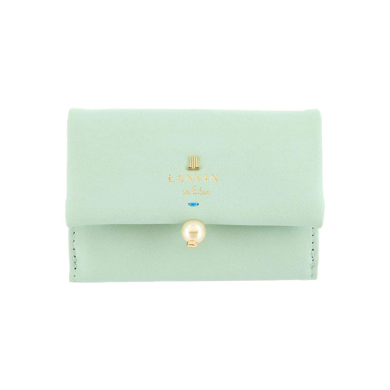 [ランバン オン ブルー] 三つ折り財布 シャペル レディース 482014