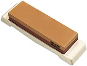 NANIWA COMBI Ceramic Whetstone Sharpening stone Workstone #1000/3000 QA-0124 from Japan