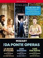 モーツァルト:ダ・ポンテ・オペラBOX[Blu-ray, 4枚組]