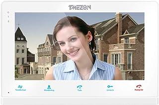TMEZON Intercom. Sistema de Entrada con Timbre para
