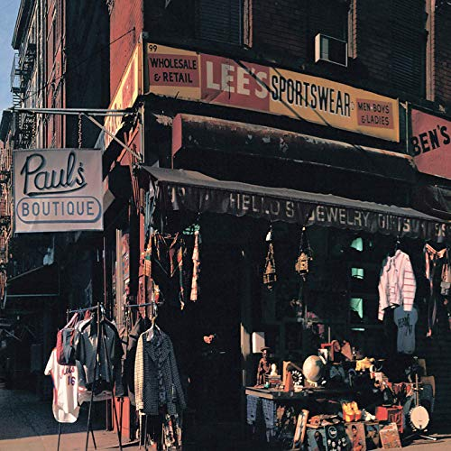 Paul's Boutique (30th Anniversary Edition) [Vinyl LP]