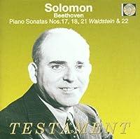 Beethoven: Piano Sonatas Nos. 17, 18, 21 - Waldstein, & 22, Opp.31/2,3;53;54 (2000-11-14)