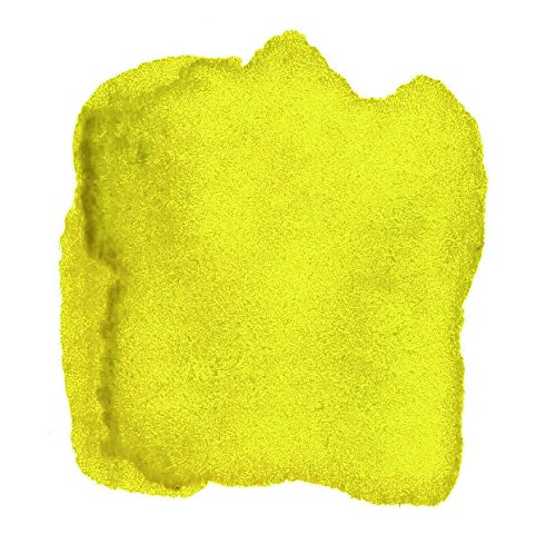 Stockmar circle color watercolor paint: yellow, 250 milliliter