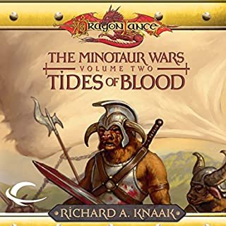 Tides of Blood audiobook cover art
