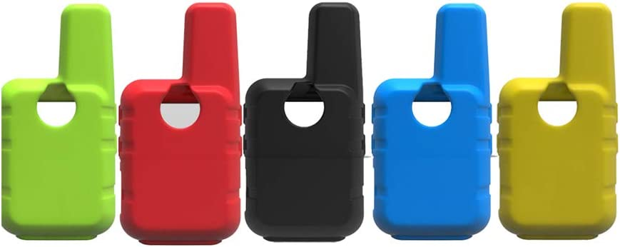 Dustproof Silicone Case Protective Cover Protector for Garmin InReach Mini Kit-Red GROOMY Protective Case