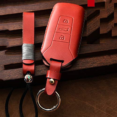 Autoschlüsselhülle Schlüsseletui Key Bag , für Volkswagen Touareg 2018 2019