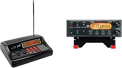 $179 » Whistler WS1025 Analog Desktop Scanner (Black) & Uniden BC355N 800 MHz 300-Channel Base/Mobile Scanner, Close Call RF Capt...