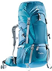 Deuter ACT Lite 60+10 is another good backpack for travel for women.