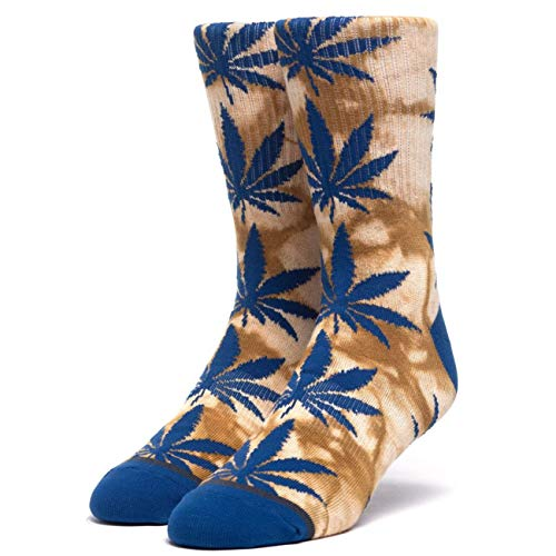 HUF Herren Socken CRYSTAL WASH PLANTLIFE SOCK, Größe:ONESIZE, Farben:bone