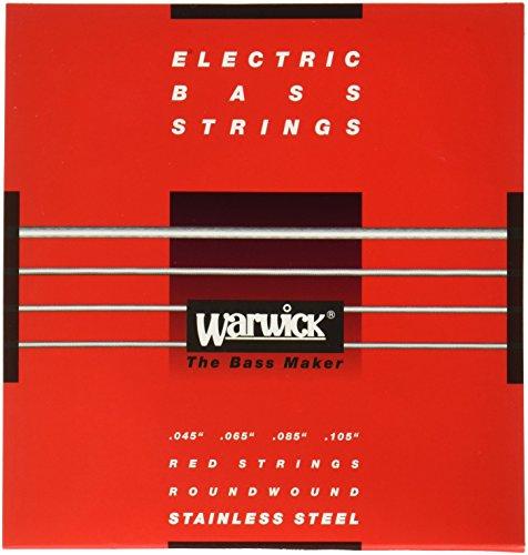 Warwick RedLabel 045-105 - Cuerdas para bajo eléctrico