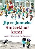 Jip en Janneke:Sinterklaas komt (Dutch Edition)