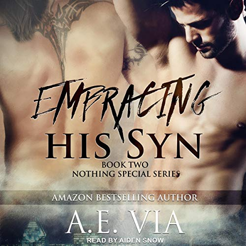 Embracing His Syn audiobook cover art