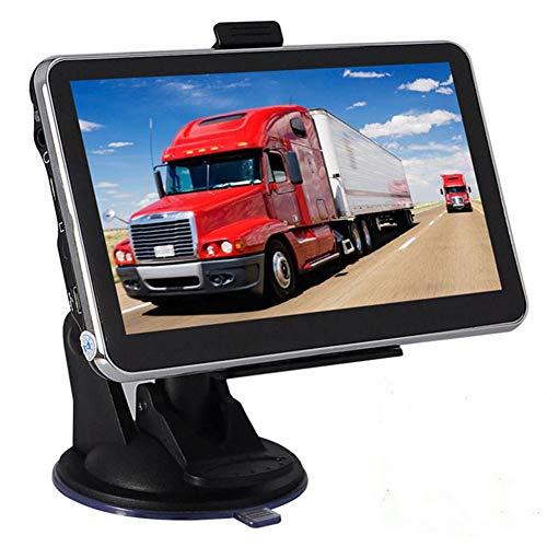 XuBa 560 5 inch navigatie auto vrachtwagen navigator 128 M + 8 GB FM SAT NAV Navitel Rusland kaart 2018 Europa Amerika Azië Afrika kaarten Southeast Asia map zwart