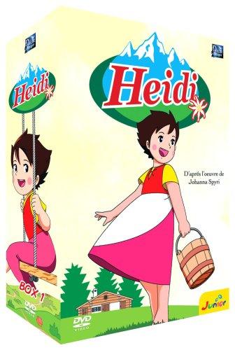 Heidi Edition 4DVD - Partie 1
