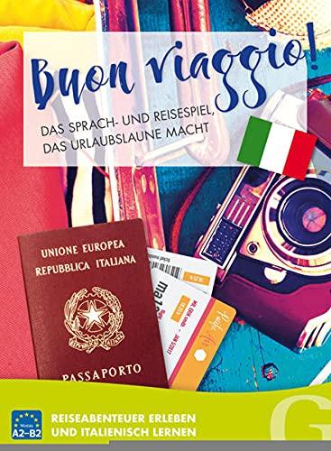 Buon Viaggio! das Sprach- Und Reisespiel, das Urlaubslaune Macht: Reiseabenteuer erleben und Italienisch lernen / Sprachspiel (Gute Reise!)