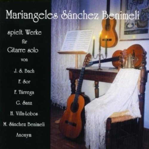 Werke F.Solo-Gitarre Vol.1