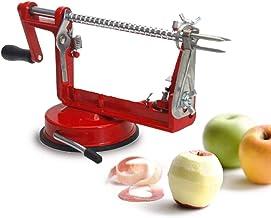 UPEOR 3-in-1 Apple/Potato Corer Slicer Peeler Corer Stainless Steel Blades Hand-cranking Apple Peeler Slicer Peeler