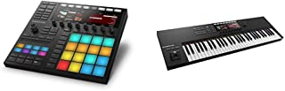 Native Instruments グルーヴ制作システム MASCHINE MK3 & Instruments S-シリーズキーボード KOMPLETE KONTROL S61 MK2