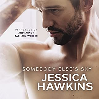 Somebody Else's Sky audiobook cover art