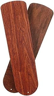 5-Pack 52-in Sienna-mink Reversible Ceiling Fan Blade