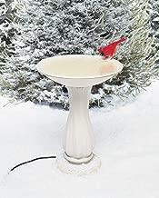 API Heated Birdbath Heated Bird Bath with Stand (Item No. 670)