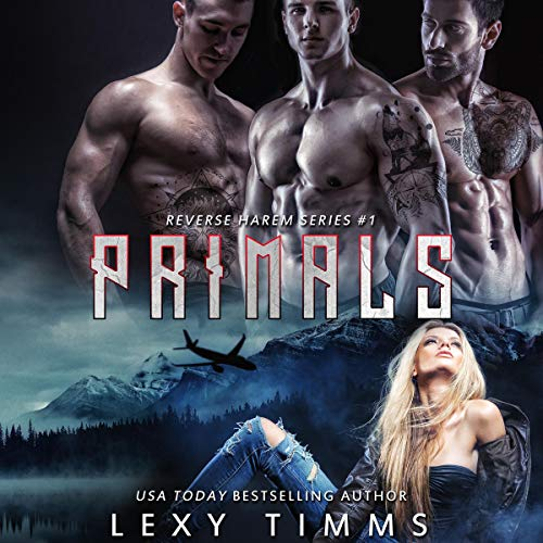 Primals Audiobook By Lexy Timms cover art